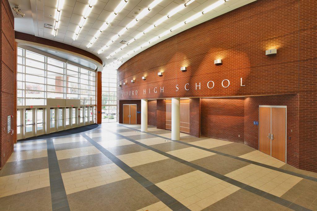 Oxford High School - Tile Pic